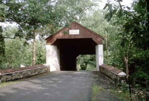 Bucks County is home to only 12 covered bridges still standing.